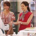 ひとパー第4話の足立梨花と岡崎紗絵のトップスがかわいい!どこのブランド?