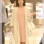 あなたのことはそれほど第3話の波留のピンクのワンピースや白のコートのブランドは?