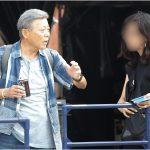 小倉智昭が美人記者と密会不倫?どこの誰?出会いはパーティー?