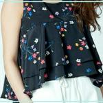 【ごめん、愛してる】4話の吉岡里帆の衣装!白や花柄のノースリーブやブルーのブラウスはどこのブランド?