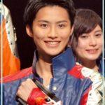 【キュウレンジャー】シシレッド役の岐洲匠(きずたくみ)は筋肉イケメン!本名や彼女は?