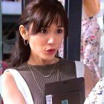 カンナさーん3話の山口紗弥加の衣装、白のスカートとノースリーブニットのブランドはどこ?