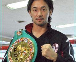 中山慎介,ボクシング